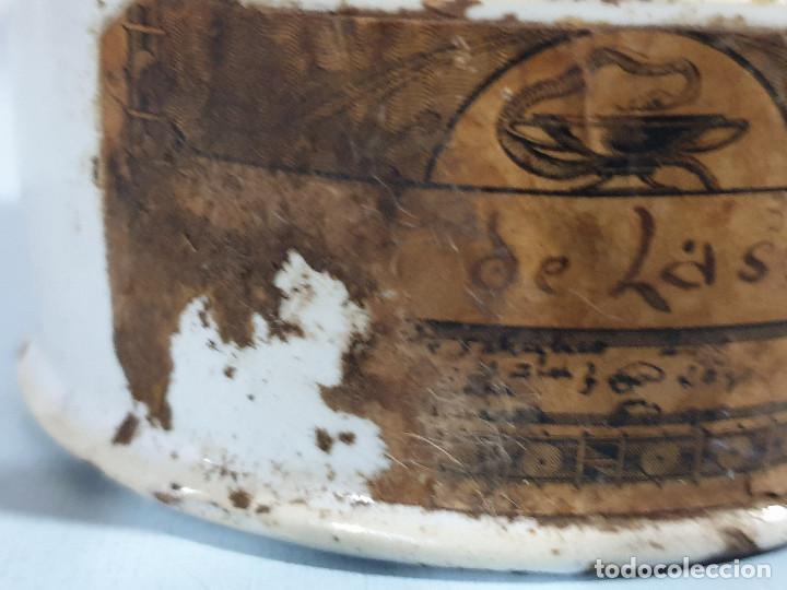 Antigüedades: FRASCO, BOTE PORCELANA, ALBARELO, TARO FARMACIA - Foto 7 - 262810500