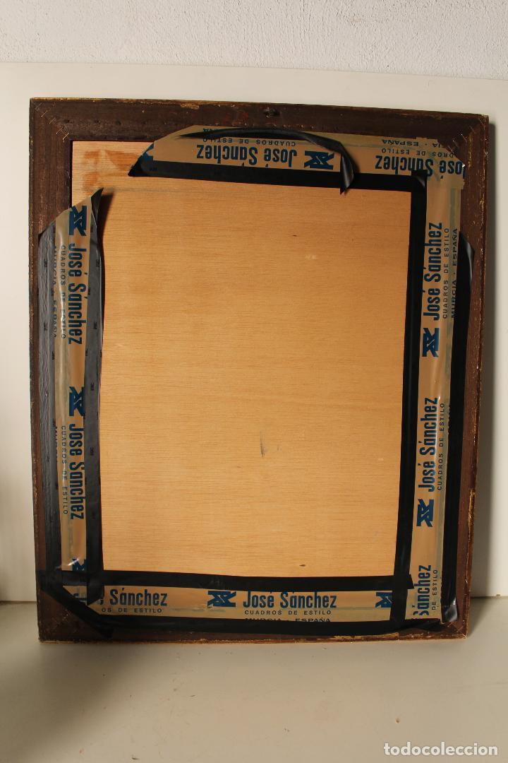 Antigüedades: cuadro marco lamina - Foto 5 - 262835815