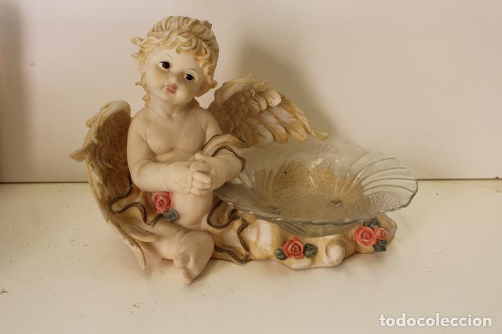ANGEL FRUTERO (Antigüedades - Religiosas - Varios)