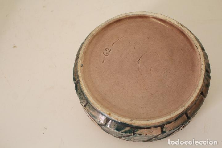 Antigüedades: escupidera manises - Foto 4 - 262847835