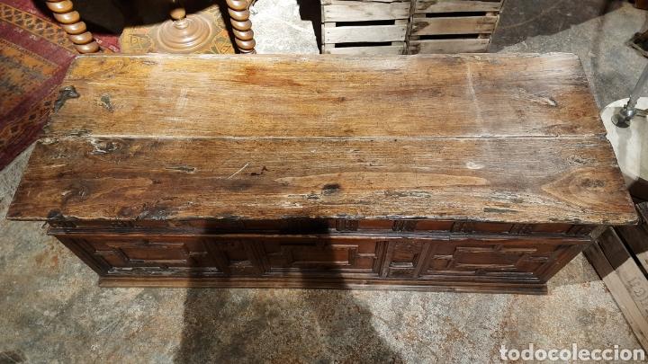 Antigüedades: Arca catalana S.XIX - Foto 2 - 262878270