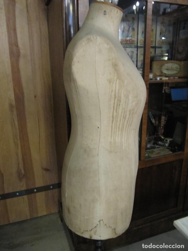 Antigüedades: ANTIGUO MANIQUI GORDO - TALLA 52 - SIEGEL PARIS S.G.D.G. - Foto 10 - 262883055