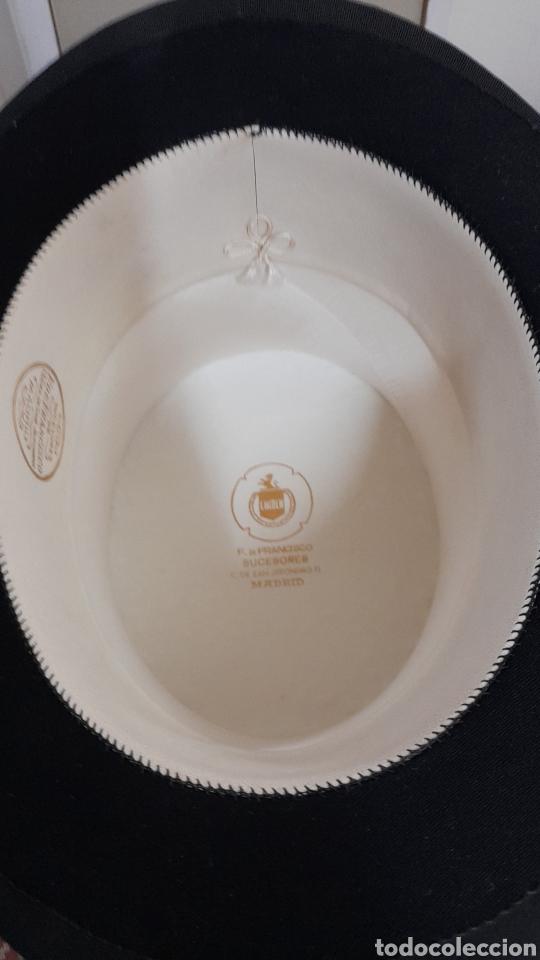 Antigüedades: Chistera piel de nutria - Foto 2 - 262976975