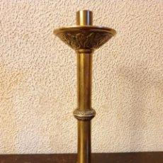 Antigüedades: PORTA VELA IGLESIA ANTIGUO. Lote 263033885