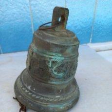 Antigüedades: BONITA CAMPANA. Lote 263036635