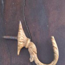 Antigüedades: ALZAPAÑOS ANTIGUO. Lote 263070125