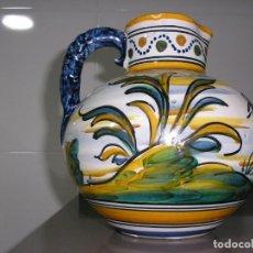 Antigüedades: JARRÓN DE TALAVERA. Lote 263108905