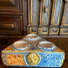 Antigüedades: ESPECIERO TALAVERA,SERIE DE LA ENCOMIENDA. S.XVII. Lote 263145005
