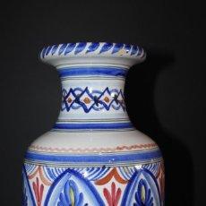 Antiquités: JARRON FIRMADO ANGUINO. Lote 263587555