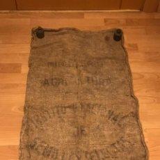 Antigüedades: SACODE ARPILLERA MINISTERIO DE AGRICULTURA. Lote 263603155
