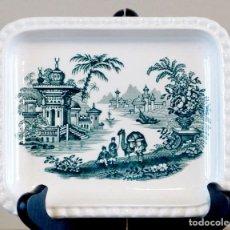 Antigüedades: BANDEJITA DE LA CARTUJA DE SEVILLA. Lote 263641585