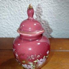 Antigüedades: AUTENTICO JARRON JAPONES APROX.13 CM. Lote 263809390