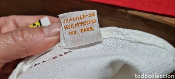 Antigüedades: Precioso Mantel de Tergal de la Marca Lepper. - Foto 12 - 263911655