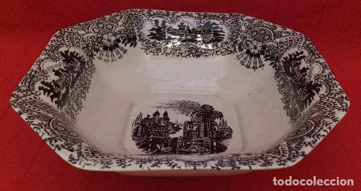 FUENTE LA CARTUJA DE SEVILLA PICKMAN (Antigüedades - Porcelanas y Cerámicas - La Cartuja Pickman)