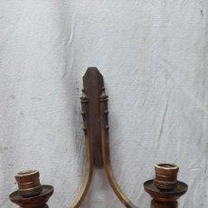 Antigüedades: APLIQUE PARED. Lote 264111550