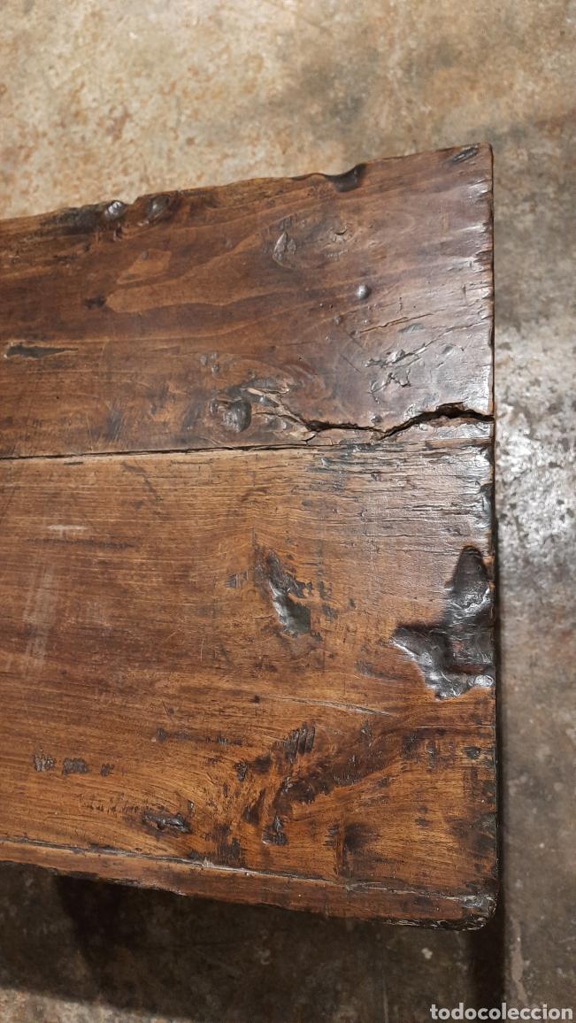 Antigüedades: Arca catalana S.XIX - Foto 9 - 262878270