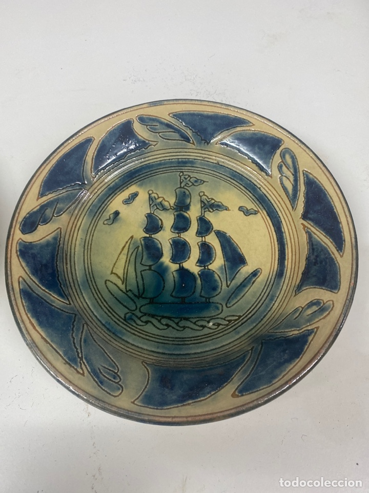 Antigüedades: Platos - Foto 2 - 264175396