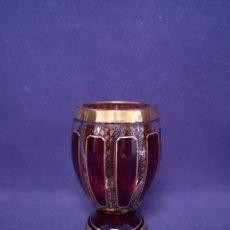 Antigüedades: JARRON COLECCION DE BOHEMIA. Lote 264466049
