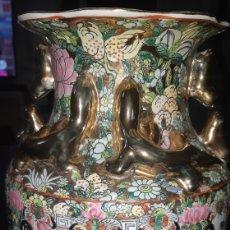 Antigüedades: JARRON CHINO AÑOS 40. Lote 264468974