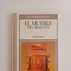 Antiquités: EL MUNDO DE LAS ANTIGÜEDADES. MUEBLE SIGLO XX. MODERNISMO.. Lote 264513164