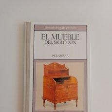 Oggetti Antichi: EL MUNDO DE LAS ANTIGÜEDADES. MUEBLE SIGLO XIX. INGLATERRA.. Lote 264514159
