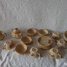 Antigüedades: RESTOS DE VAJILLA ALCORA. Lote 264555239