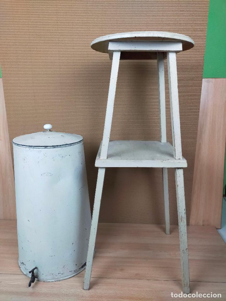 Antigüedades: Antiguo filtro de agua - Foto 6 - 264798494