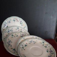 Antigüedades: 6 PLATOS CHINOS. Lote 265170164