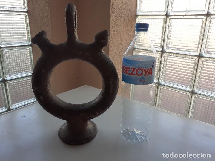 Antigüedades: Cantaros botijo rosco - Foto 3 - 265343479