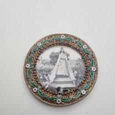Antigüedades: FILIGRANA DE PLATA, PRECIOSO MARCÓ DE FOTOS. Lote 260497120