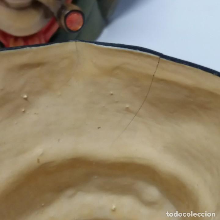 Antigüedades: Gran lote de jarras artesanales AR.CE.MI, Manises, Made in Spain, hechas a mano - Foto 11 - 265648254