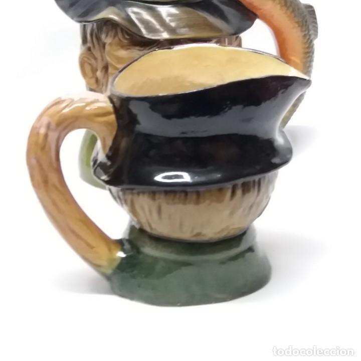 Antigüedades: Gran lote de jarras artesanales AR.CE.MI, Manises, Made in Spain, hechas a mano - Foto 19 - 265648254