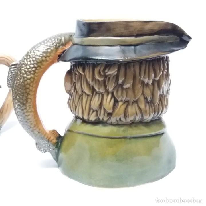 Antigüedades: Gran lote de jarras artesanales AR.CE.MI, Manises, Made in Spain, hechas a mano - Foto 23 - 265648254
