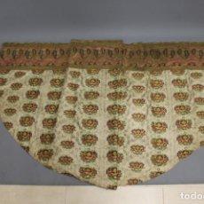 Antiguidades: CAPA EN BROCADO DE SIGLO XVIII. Lote 265659834