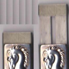 Antigüedades: CORTAPUROS DE PLATA - 0,925 MM - AÑOS 50 - CONTRASTADO. Lote 265693179