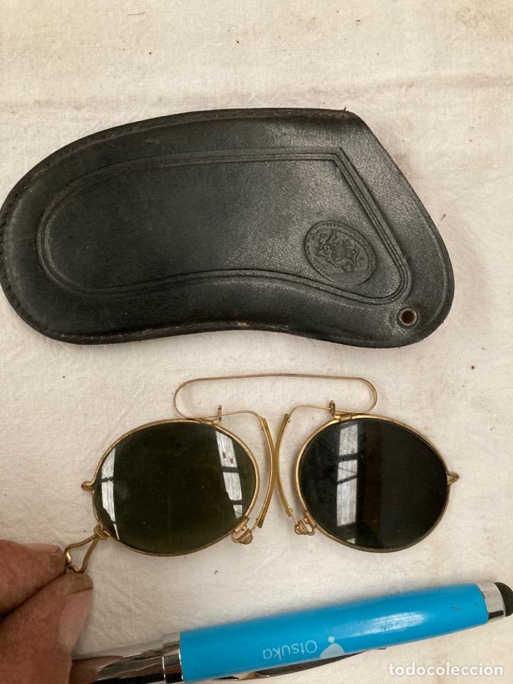 ANTIGUAS GAFAS DE SOL,CCA 1930! (Antigüedades - Moda - Otros)