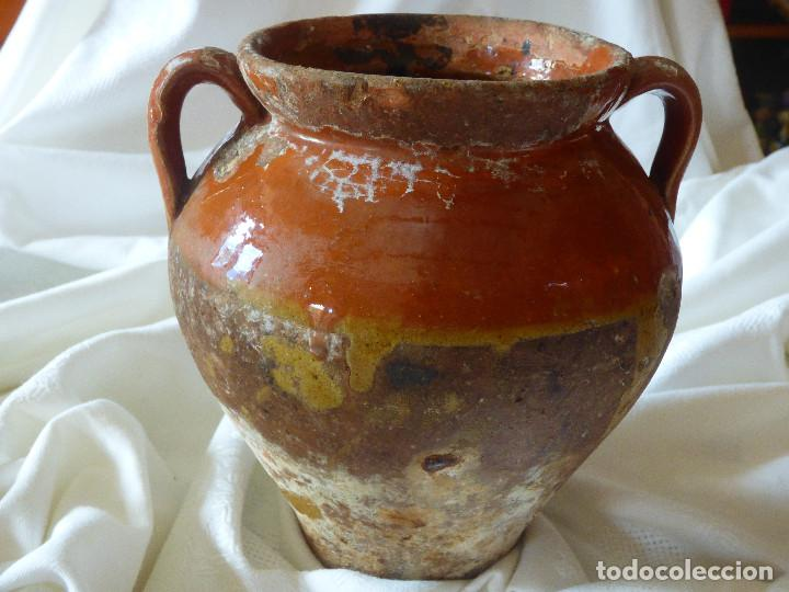Antigüedades: Orza,barro catalán. - Foto 2 - 266391708