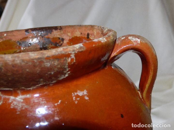 Antigüedades: Orza,barro catalán. - Foto 3 - 266391708