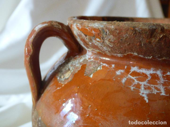 Antigüedades: Orza,barro catalán. - Foto 4 - 266391708