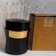 Antigüedades: LANCOME CORRECTRICE - ANTIGUO COSMÉTICO BOTE BAQUELITA CREMA. Lote 266460243