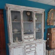 Antigüedades: MUEBLE DE COCINA O SALON. Lote 266462283