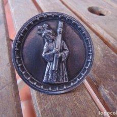 Antigüedades: PEQUEÑO MARCO DE SOBREMESA DE LA SEMANA SANTA DE SEVILLA JESUS DEL GRAN PODER. Lote 266768799