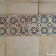 Antigüedades: M37 AZULEJOS ANTIGUOS NOVELLA GARCES. Lote 266923809