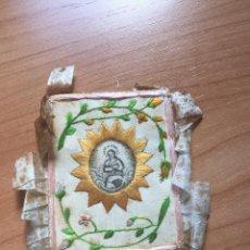 Antigüedades: ESCAPULARIO. Lote 266924779