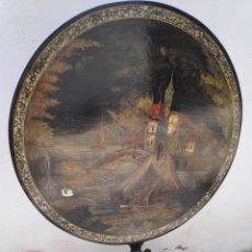 Antigüedades: VELADOR HOLANDESES. Lote 266940484