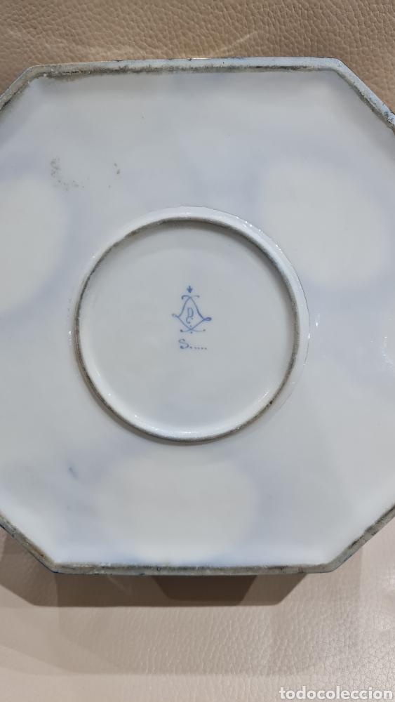 Antigüedades: PRECIOSO JOYERO DE PORCELANA SEVRES, SIGLO XIX - Foto 11 - 266976559