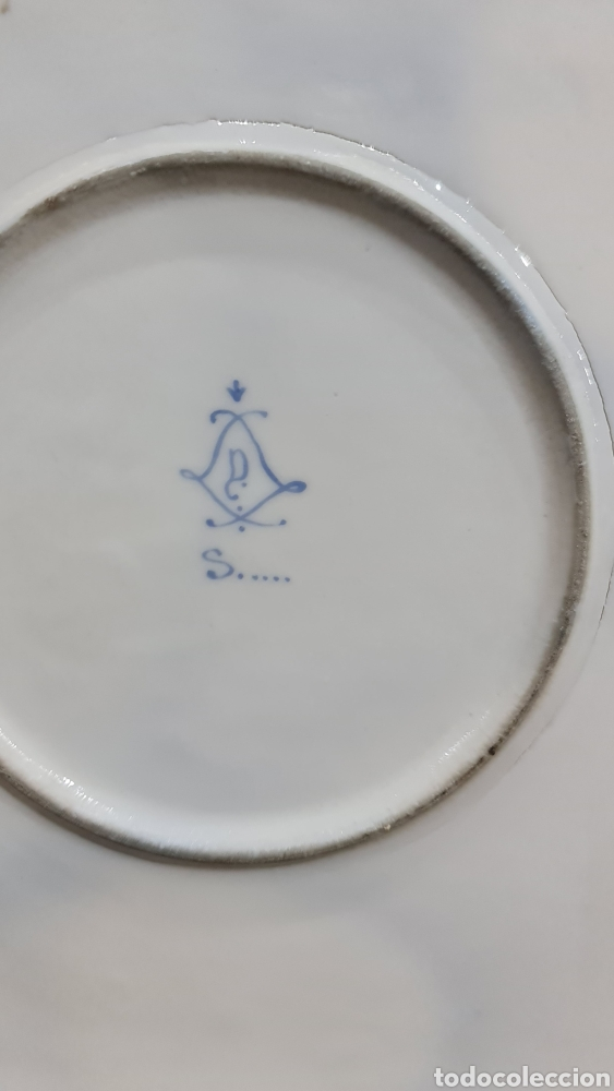 Antigüedades: PRECIOSO JOYERO DE PORCELANA SEVRES, SIGLO XIX - Foto 12 - 266976559