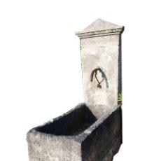 Antigüedades: FUENTE DE PIEDRA SIGLO XVIII. Lote 267010144