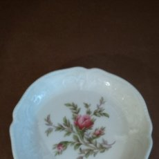 Antigüedades: PLATO ROSENTHAL ROSAS CLASSIC ROSE COLLECTION ROSENTHAL GROUP GERMANY. Lote 267172184