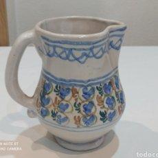 Antigüedades: ANTIGUA JARRA DE MANISES. Lote 267361674